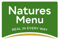 Logo : NATURES MENU