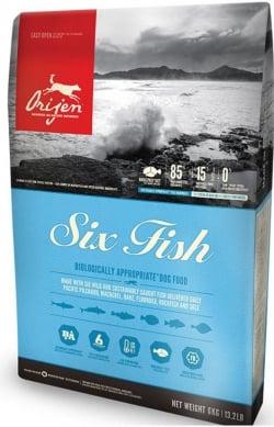 SIX FISH