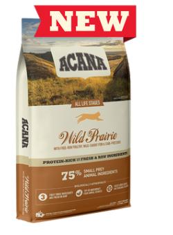 Image REGIONALS WILD PRAIRIE pour chat   sac de 4.5 kg