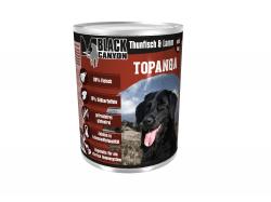 TOPANGA - pâtée thon/agneau