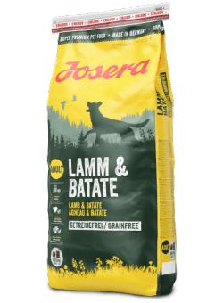 Image AGNEAU & BATATE sac de 15 kg