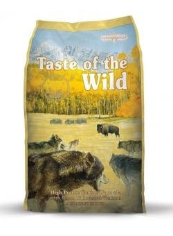 HIGH PRAIRIE - au bison et au gibier pour chien