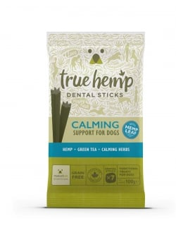 BÂTONNETS DENTAIRES TRUE HEMP™ • CALMING / CHIEN