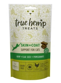 FRIANDISES TRUE HEMP™ • SKIN COAT / CHAT