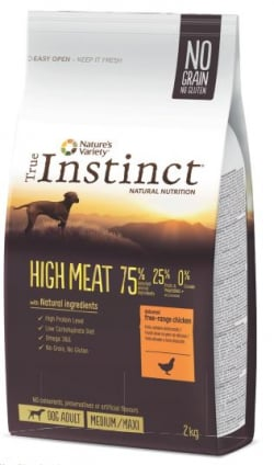 True Instinct HIGH MEAT