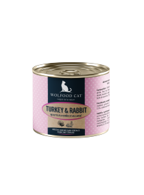 Image produit Boites chat STERILIZED TURKEY & RABBIT