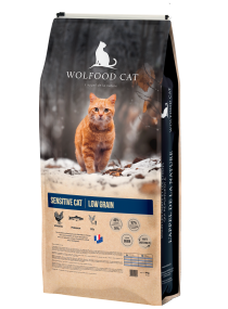 Image produit SENSITIVE CAT LOW GRAIN