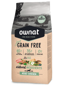 Image produit JUST GRAIN FREE ADULT CHICKEN