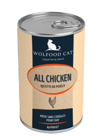 Image produit Boites chat ALL CHICKEN
