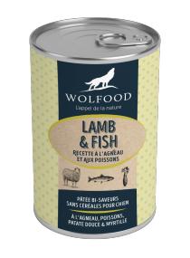 Image produit Boites LAMB & FISH