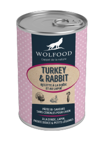 Image produit Boites TURKEY & RABBIT