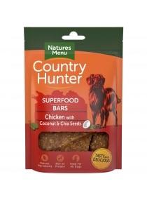 Image produit Country Hunter Poulet avec noix de coco et graines de chia