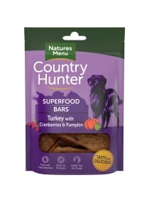 Image produit Country Hunter Dinde avec canneberges et citrouille