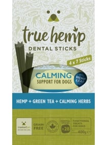 Image produit BÂTONNETS DENTAIRES MULTIBOX TRUE HEMP™ • CALMING / CHIEN