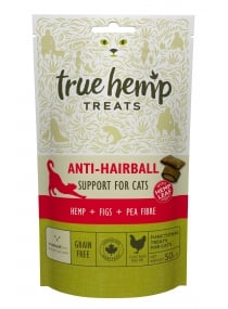 Image produit FRIANDISES TRUE HEMP™ • ANTI HAIRBALL / CHAT