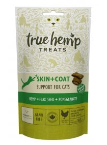 Image produit FRIANDISES TRUE HEMP™ • SKIN COAT / CHAT
